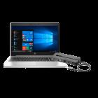 Hp Probook 445 G7,R5-4500U8Gb256Gb Ssdwin10 Pro + Hp Usb-C Mini Dock
