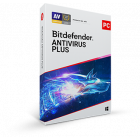 BitDefender Antivirus Plus 2020 - Base License - B11020051