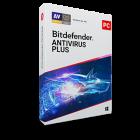 BitDefender Antivirus Plus 2020 - Base License - B11030023