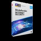 BitDefender Internet Security 2017 - Caja de embalaje (1 año) - 5 PC - CD