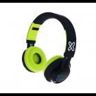 Klip Xtreme KHS-659 - Auriculares con diadema con micro - en oreja - Bluetooth -