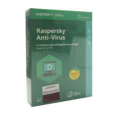KASPERSKY ANTIVIRUS 3PC