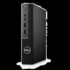 Dell OptiPlex - Micro form factor - Intel Core i5 10500T - 8 GB -