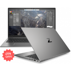 HP Zbook Firefly 15 G7 i5-10210U 8GB 512GB 4GB Free