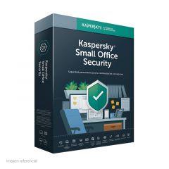 Kaspersky Small Office Security - v 2019 - Base License - DVD-ROM - 10 PCs