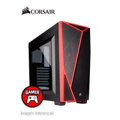 CARBIDE SPEC04 GAMING CASE BLACK RED