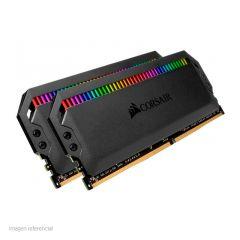 MEM 16G COR (2X8) DOM PLT RGB