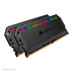 MEM 16G COR (2X8) DOM RGB 3200