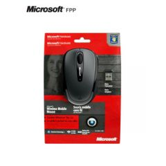 Microsoft Wireless Mobile Mouse 3500 - Ratón - óptico - inalámbrico - 2.4 GHz -