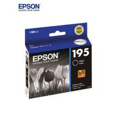 TINTA EPSON  195 NEGRA