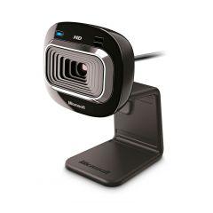 Microsoft LifeCam HD-3000 - Cámara web - color - 1280 x 720 - audio - USB 2.0