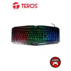 TECLADO GAMING TEROS GK650