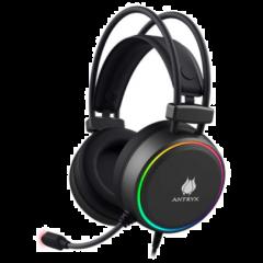 AUDIFONO C/MICROFONO ANTRYX CHROME STORM GH-550 2.1 RGB