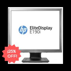 Monitor Ips Hp Elitedisplay E190I De 18,9 Pulgadas Con Retroiluminación Led