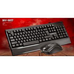 COMBO INNOVATION, TECLADO MOUSE CLASICO, 800dpi, USB, Español, INV-8017
