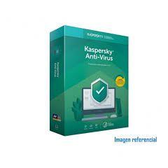 Kaspersky Anti-Virus - Base License - Activation card - 1 desktop