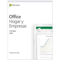 Microsoft Office Home And Business 2019 - License - 1 Active User