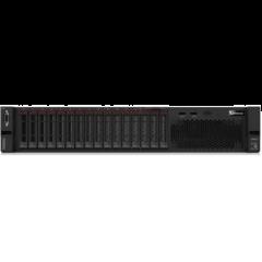Sr550, Xeon Silver 4108 8C 1.8Ghz, 1X8Gb (1Rx8 1.2V) Rdimm, 1X2.5  Sata/Sas 8-Bay, 930-8I 2Gb Flash