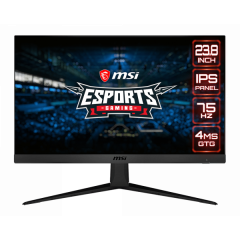"MSI G241V - LED-backlit LCD monitor - 24"" - HDMI / VGA (HD-15) - OptixG241V"