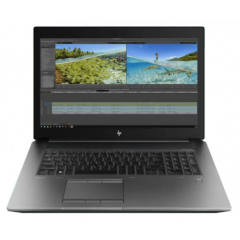 HP ZBook 17 G6 Intel Core i7-9850H (6C,2.6GHz) vPro, 16GB (1x16GB), 1TB SATA, NVIDIA P5200